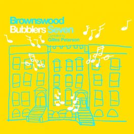 Album cover of Brownswood Bubblers Seven (Gilles Peterson Presents)