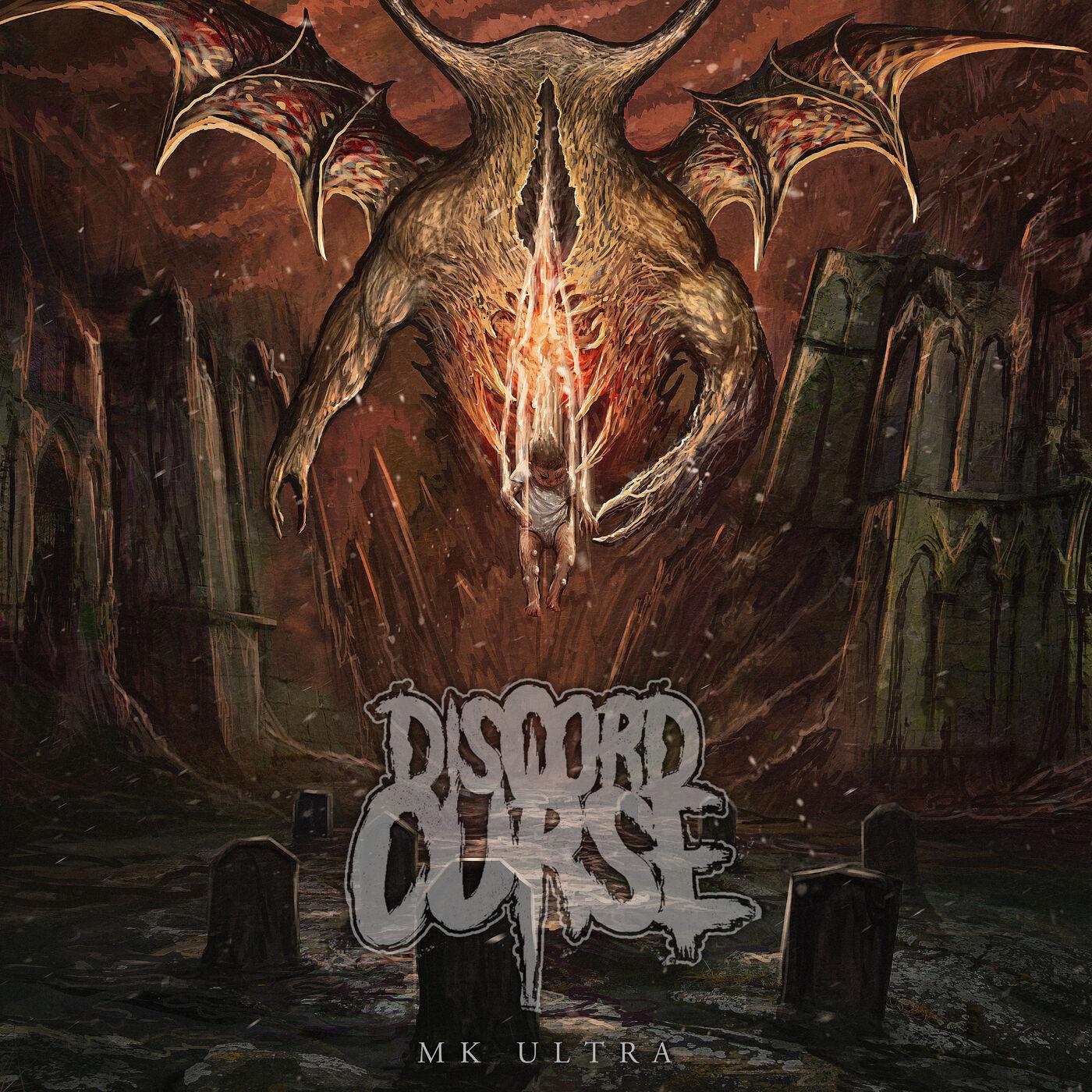Discord Curse - MK Ultra (2019)
