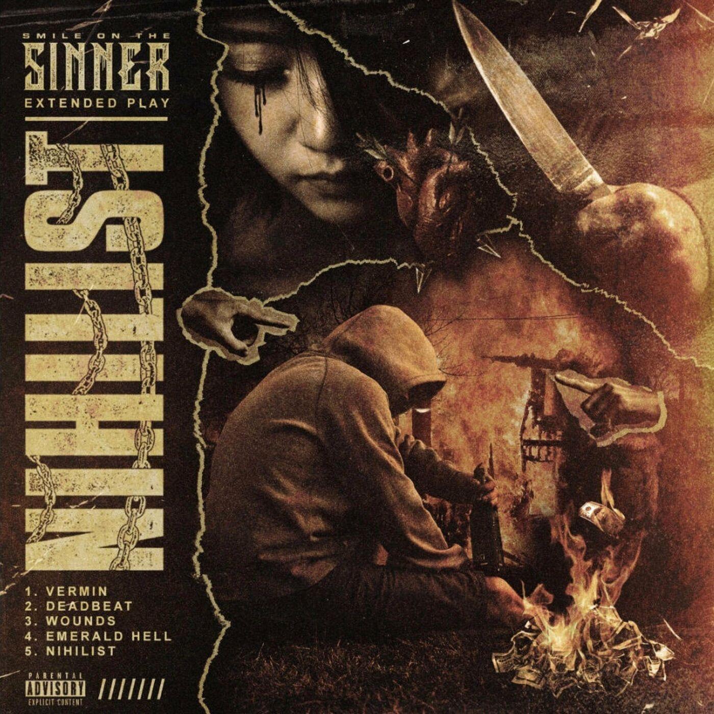 Smile on the Sinner - Vermin [single] (2021)