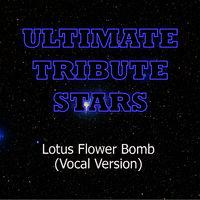 Ultimate tribute stars wale feat miguel lotus flower bomb vocal miguel lotus flower bomb vocal version mightylinksfo