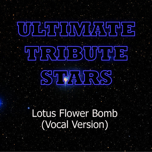 Ultimate Tribute Stars Wale Feat Miguel Lotus Flower Bomb Vocal