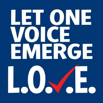 L.O.V.E. (Let One Voice Emerge) [feat. Patti Austin, Shiela E, Siedah Garrett, Lalah Hathaway, Judith Hill & Keke Palmer] cover