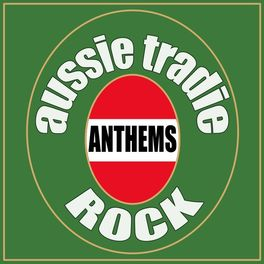 Album cover of Tradie Rock Anthems