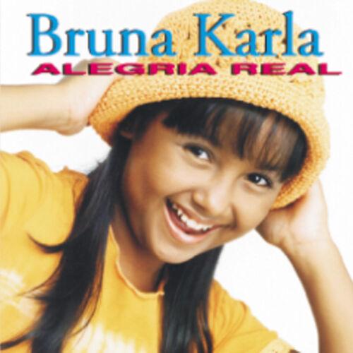 Baixar CD Alegria Real – Bruna Karla (2001) Grátis