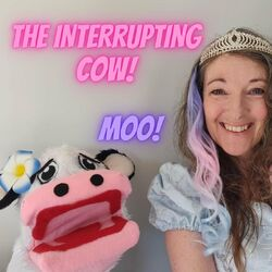 The Interrupting Cow! Moo!