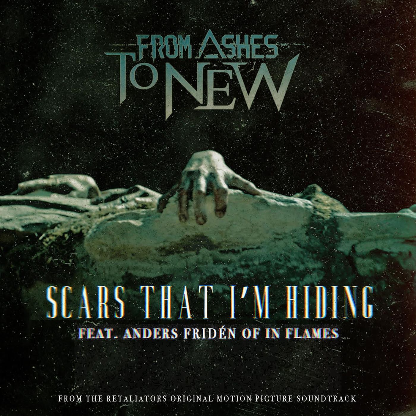 From Ashes To New - Scars That I'm Hiding [single] (2020)