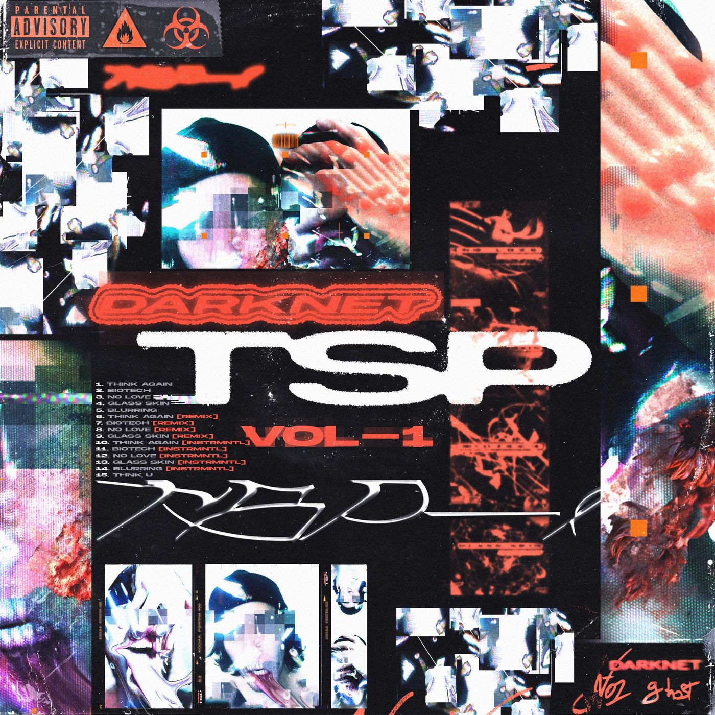 Darknet - TSP VOL-1 (2021)