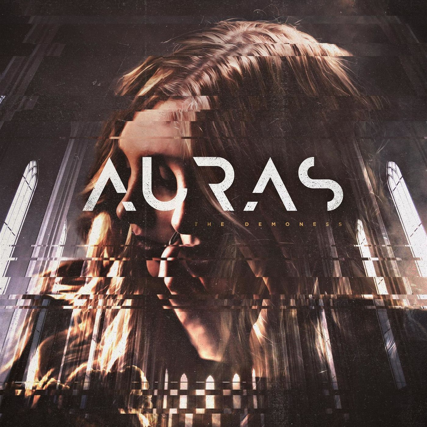 AURAS - The Demoness [single] (2019)