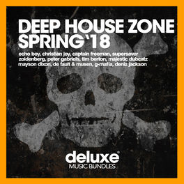 Album cover of Deep House Zone (Spring '18)