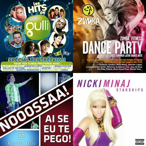 zumba fitness dance party playlist - Listen now on Deezer  a0a12b3b9c9