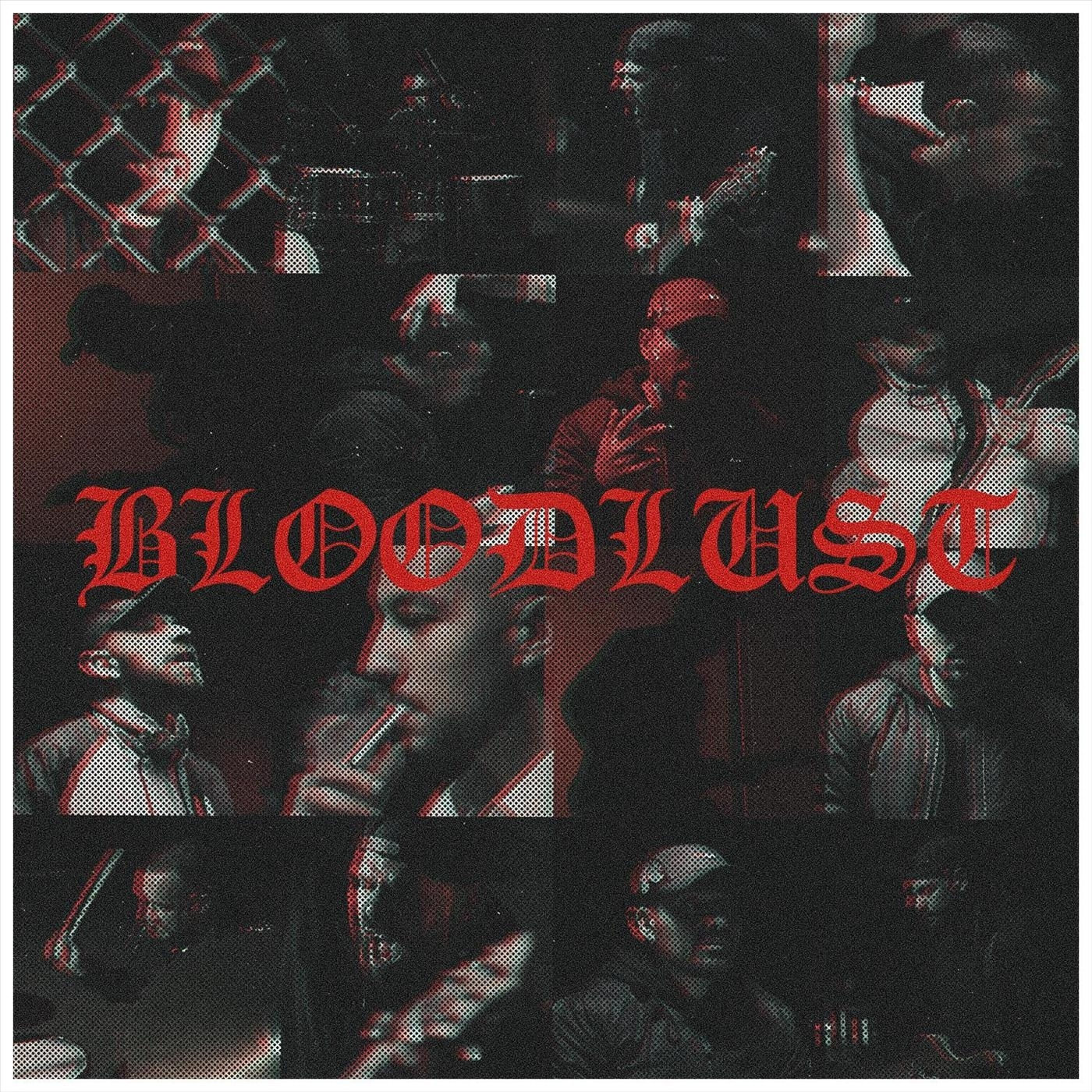 DVSR - Bloodlust [single] (2020)