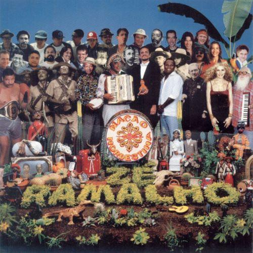 Baixar CD Nação Nordestina – Ze Ramalho (2000) Grátis