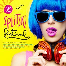 Album cover of FESTIVAL ZABAVNE GLAZBE - SPLIT 2018