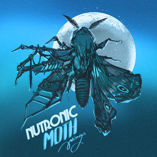 NUTRONIC - Moth Wings EP