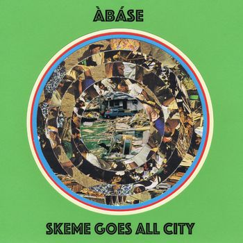 Skeme Goes All City cover