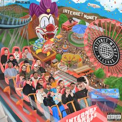 Internet money – B4 The Storm CD Completo