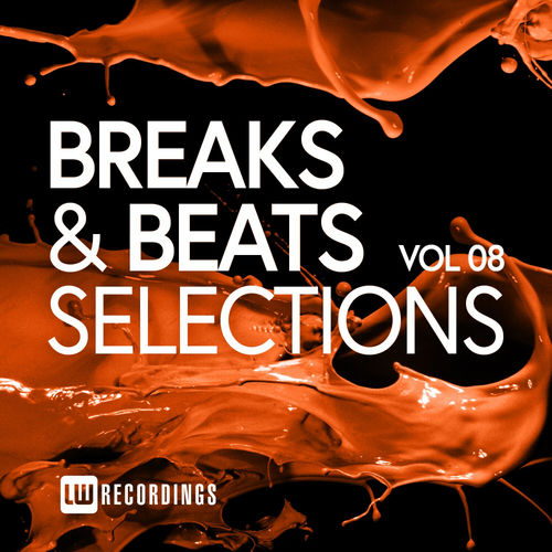 VA - BREAKS & BEATS SELECTIONS, VOL 08 LP
