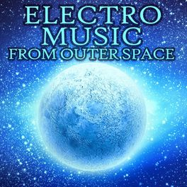 Album cover of Electro Music from Outer Space