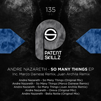 So Many Things (Juan Archila Remix] cover