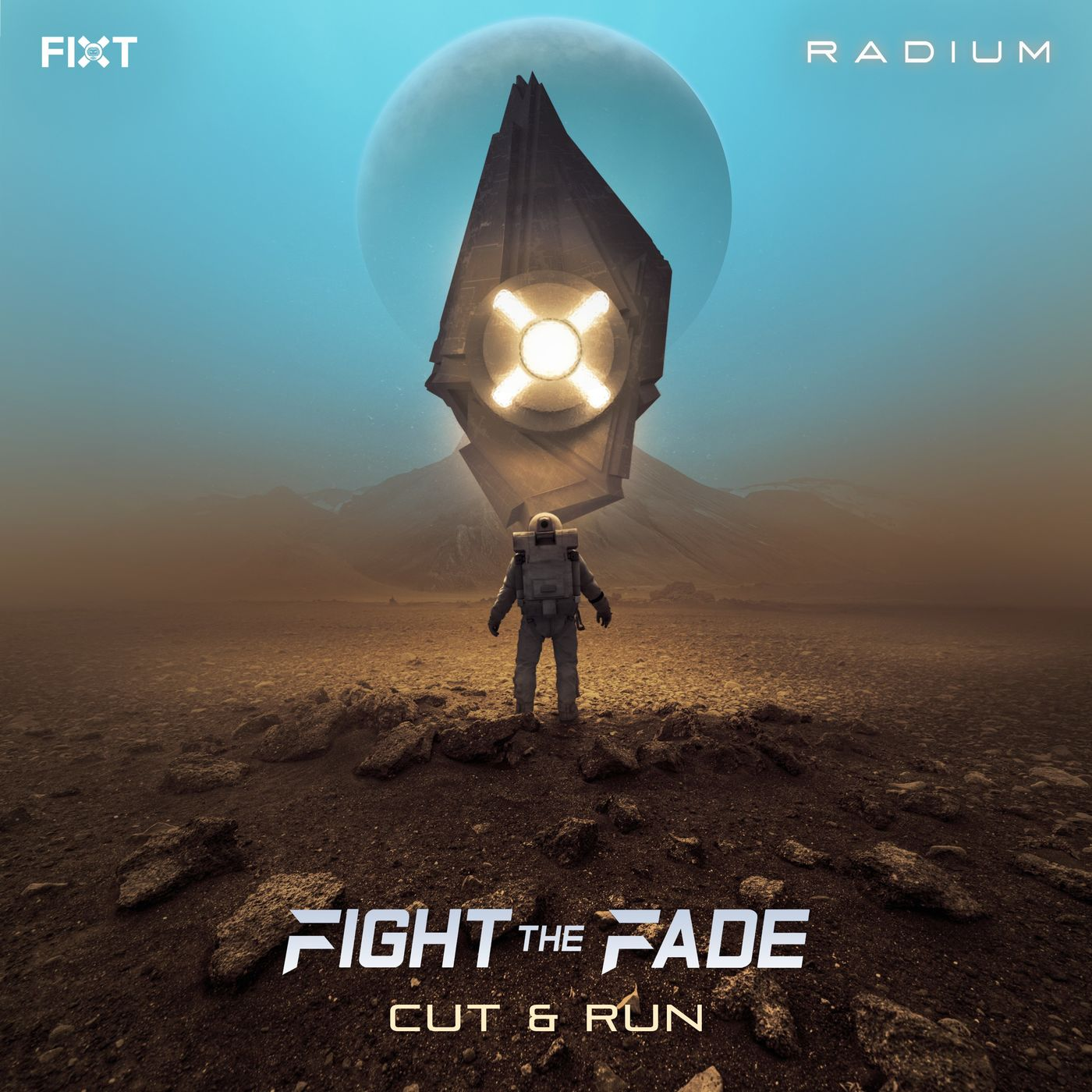 Fight The Fade - Cut & Run [single] (2021)