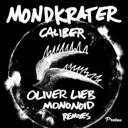Album cover of Caliber (Oliver Lieb, Mononoid Remixes)