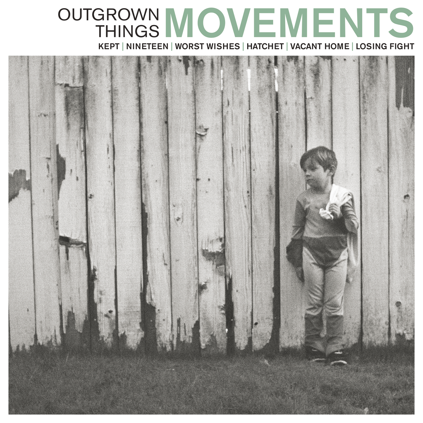 Movements - Outgrown Things [EP] (2016)