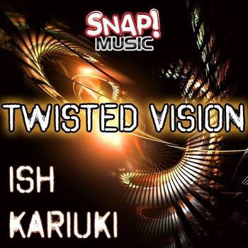 Twisted Vision cover