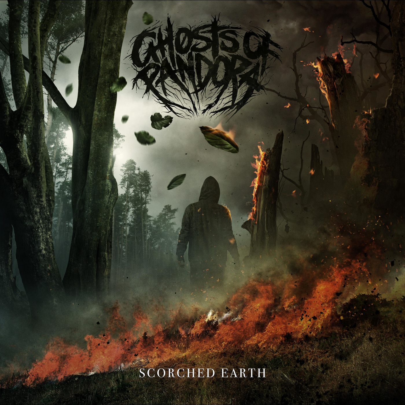 Ghosts of Pandora - Scorched Earth [EP] (2016)