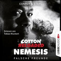 Cotton Reloaded: Nemesis, Folge 3: Falsche Freunde (Ungekürzt)