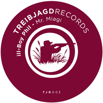 Mr. Miagi cover