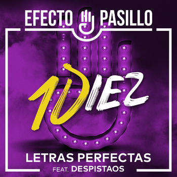 Letras perfectas (feat. Despistaos) cover