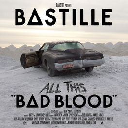 Album cover of All This Bad Blood