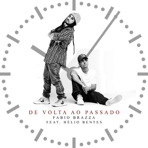 Capa Fábio Brazza, Hélio Bentes – De Volta para o Passado 2020