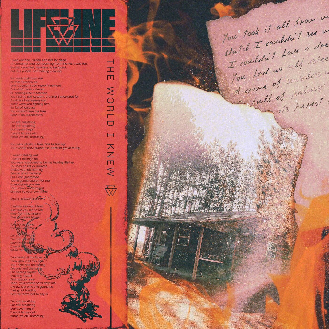 The World I Knew - Lifeline [single] (2020)