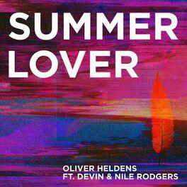 Album cover of Summer Lover