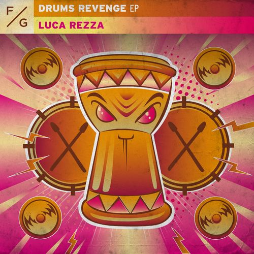 Download Luca Rezza - Drums Revenge EP (FVCK039D) mp3