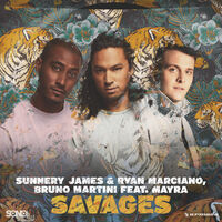 Savages - SUNNERY JAMES-RYAN MARCIANO-BRUNO MARTINI