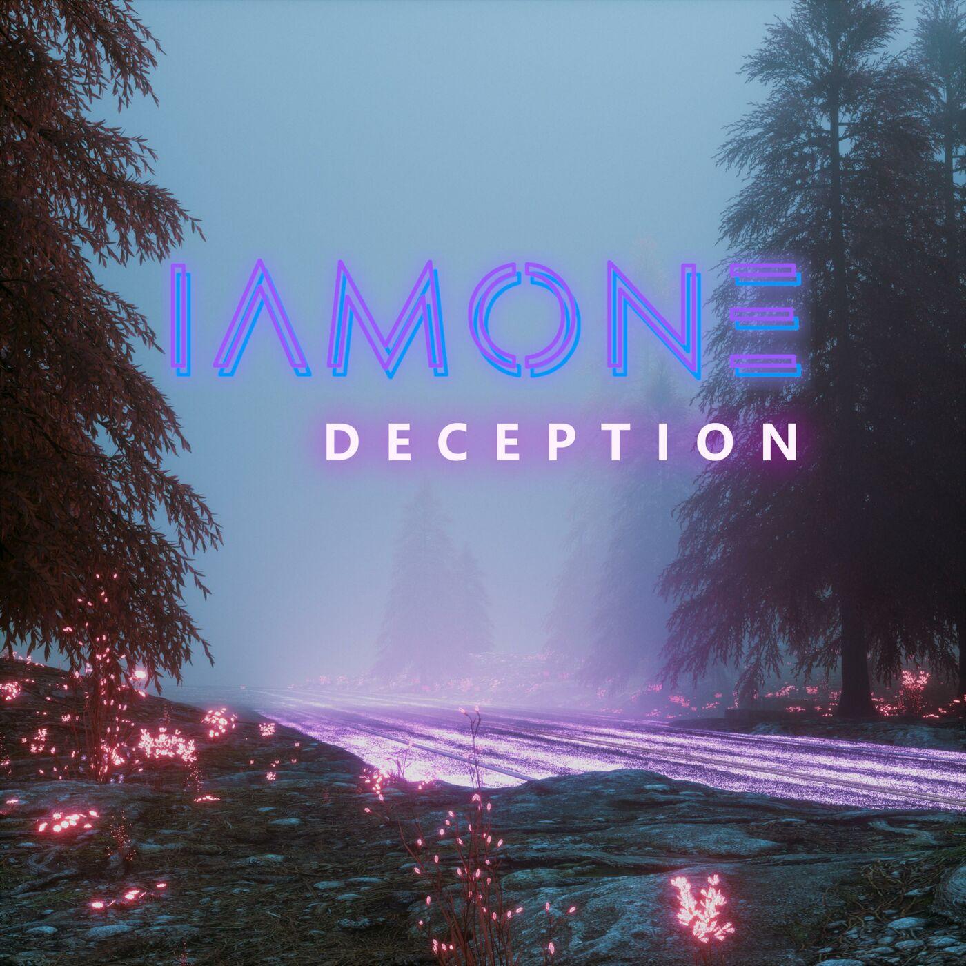 IAMONE - Deception [single] (2019)