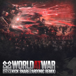 Album cover of World At War EP