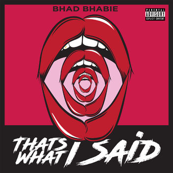 That's What I Said cover