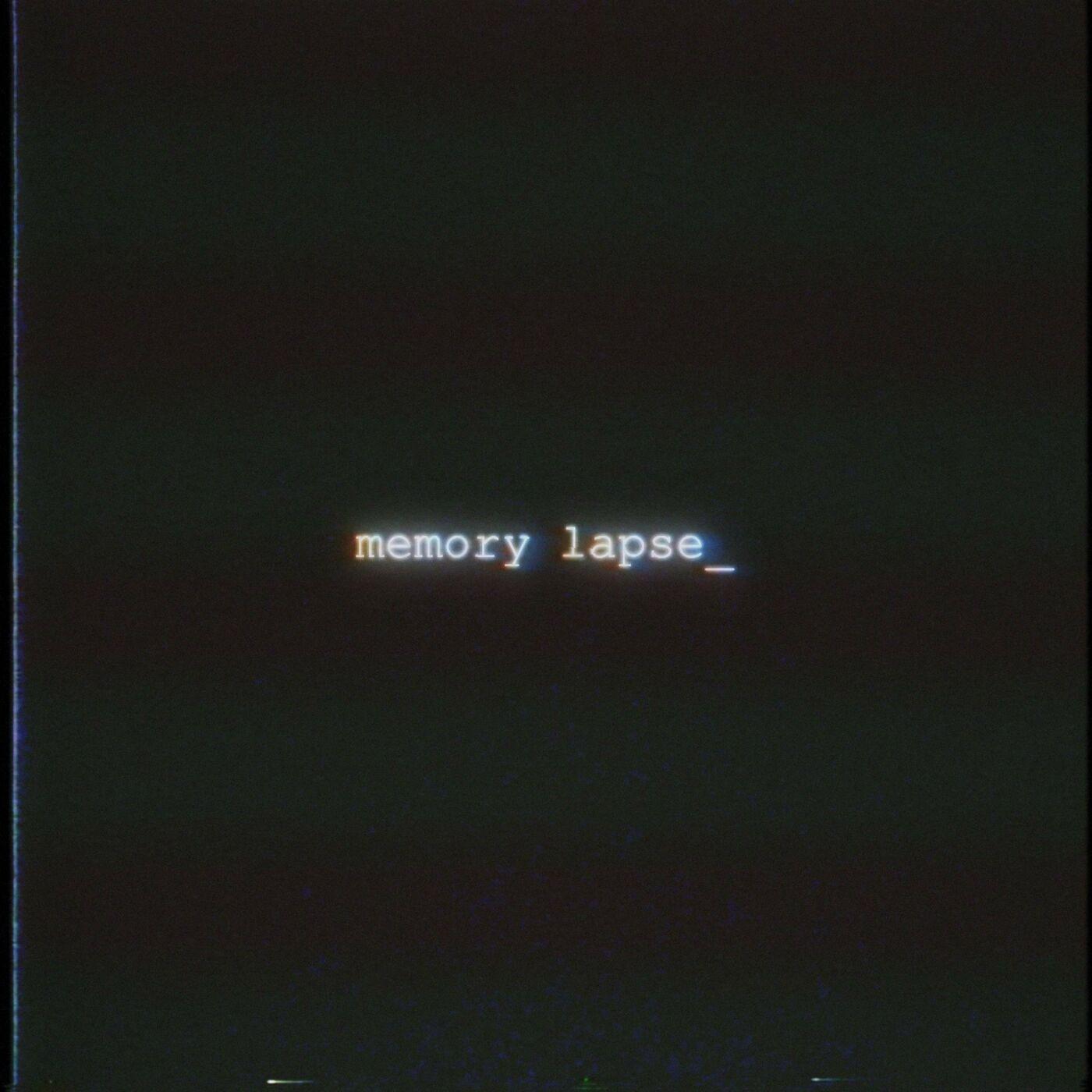 Nubia - Memory Lapse [single] (2020)