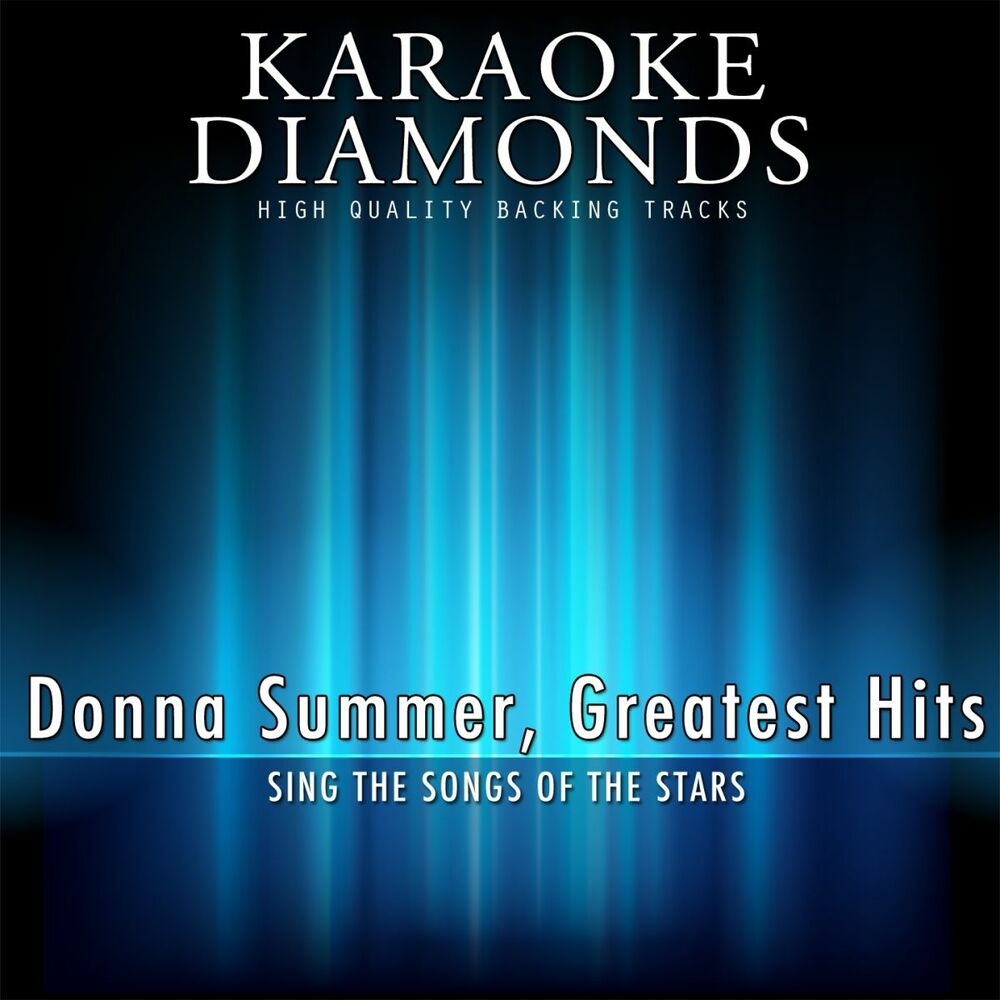No More Tears (Enough Is Enough) [Karaoke Version] (Originally Performed By Donna Summer & Barbara Streisand)