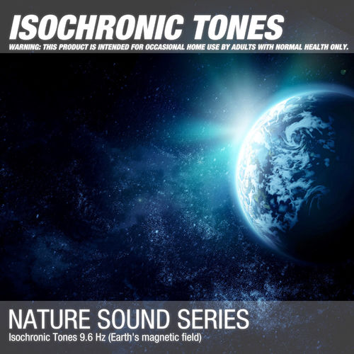 Binaural Beats & Isochronic Tones: Isochronic Tones 9 6 Hz (Earth's