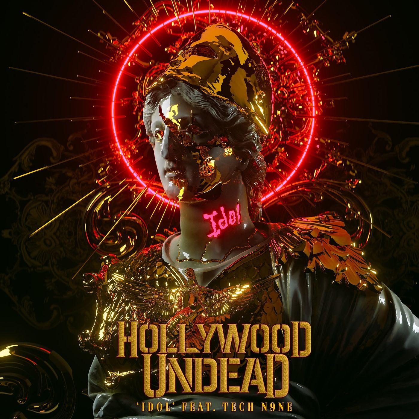 Hollywood Undead - Idol (feat. Tech N9ne) [single] (2020)