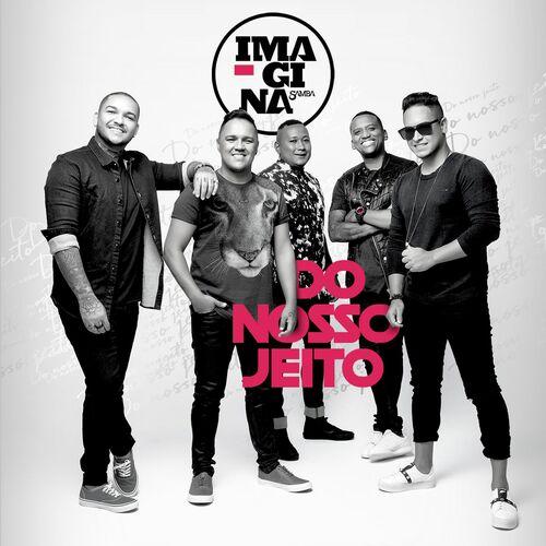 CD Do nosso jeito – Imaginasamba (2018)