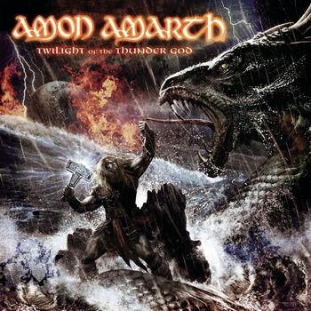 Twilight Of The Thunder God cover