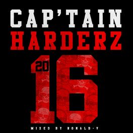 Album cover of Cap'tain Harderz 2016