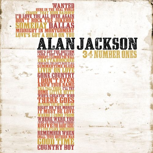 Baixar Single 34 Number Ones, Baixar CD 34 Number Ones, Baixar 34 Number Ones, Baixar Música 34 Number Ones - Alan Jackson 2018, Baixar Música Alan Jackson - 34 Number Ones 2018
