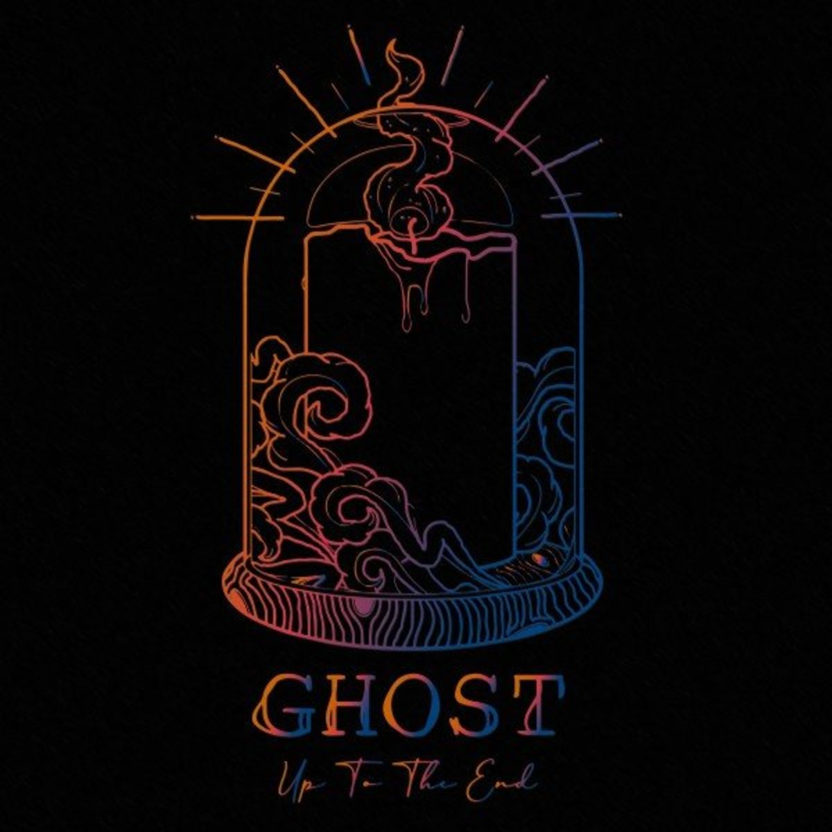 Up to the end - Ghost [single] (2020)