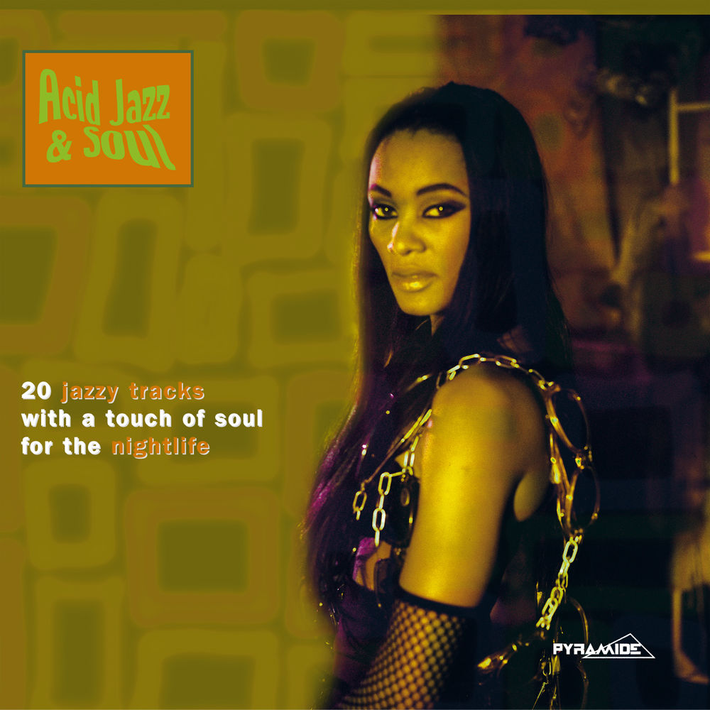 Get Freaky Now (feat. Marlon) (Acid Jazz Mix)